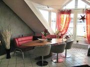 Helle Wohnung mit Dachterrasse in
