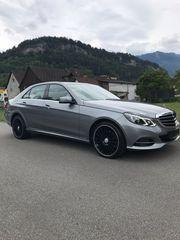 Mercedes E300 Bluetech