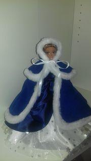 Wunderschöne Elsa Mantel