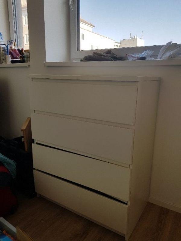 Ikea Sideboard weiß » Wohnzimmerschränke, Anbauwände
