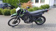 Kawasaki klr 650c Einzelstück keine