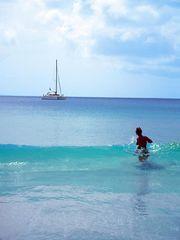 Traumrevier Seychellen segeln im Juli