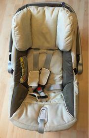 Emmaljunga Babyschale Kinderwagenadapter