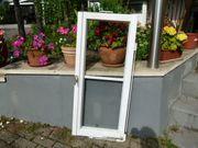 Dekofenster u Rahmen mit Sprossen