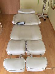 Kosmetik-Massage Liege elektrisch