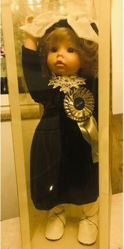 Vintage Sammler Puppe in Original