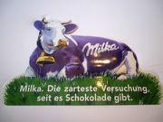 Emailschild Milka Kuh