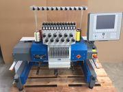 ZSK 1-Kopf Stickmaschine Typ Sprint 6