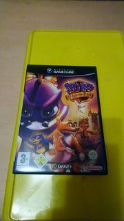 NIntendo gamecube spiel Spyro a