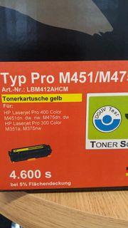 HP Laser Tonerkartuschen