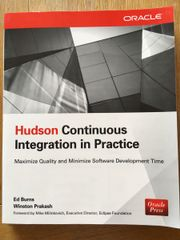 Computerbuch Hudson Continuous Integration in