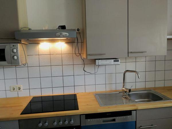 Küchen l form mit elektrogeräten  L-Form Küchenzeile mit Elektrogeräte in St Georgen - Küchenzeilen ...