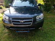 Hyundai Santa Fe 2 Automatik