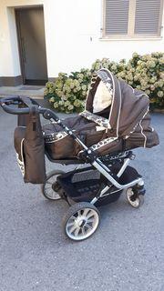 Schnäppchen Kinderwagen teutonia