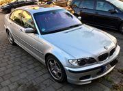 BMW 320i e46 M Paket viele neuteile gebraucht kaufen  Kornwestheim