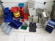 Lagerboxen Kleinteilekisten