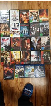 DVD Sammlung Action Comedy Horror