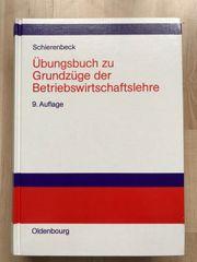 Grundzüge der BWL - Übungsbuch - Schierenbeck