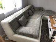 Couch Wohnlandschaft Sofa