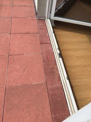 Zu verschenken Terrassenplatten 50x50x5