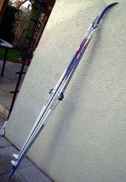 Langlauf-Ski, FISCHER