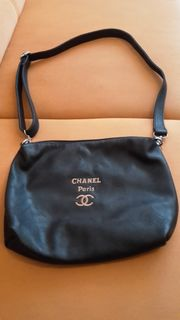 CHANEL Damen Handtasche Kosmetiktasche - Tasche