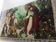 Deko Teppich 100x150