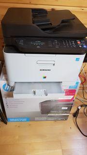 EPSON Laserdrucker all in one