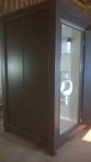 Kraft Sanitärcontainer, WC