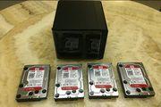 Synology NAS DS916 Home Server