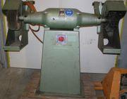 Poliermaschine Bürstmaschine Polierbock