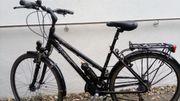 Damen Fahrrad zu