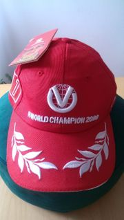 Michael Schumacher Cap - F1 WORLD