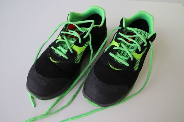 Nike Sportschuh 46 47 blau in Niedersachsen Lage (Dinkel