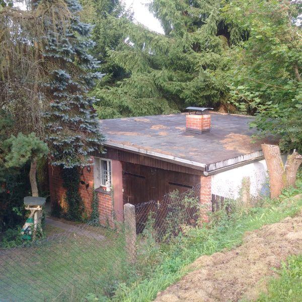 Suhl Mäbendorf bungalow im thüringer wald nähe oberhof suhl mit garten zu