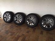 4x Winterkompletträder für Mercedes GLC