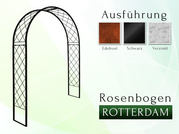 metall rosenbogen pergola gartenbogen torbogen rankgitter in stadthagen sonstiges f r den. Black Bedroom Furniture Sets. Home Design Ideas