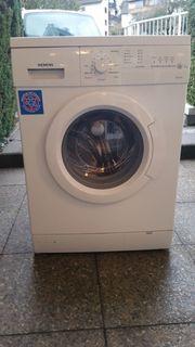 Waschmaschine von Siemens E14-14 Lfg