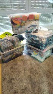 5 Kisten Babysachen
