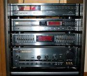 Hifi-Stereoanlage komplett