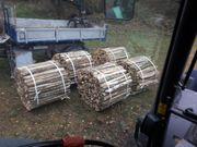Brennholz trocken - hart oder weich