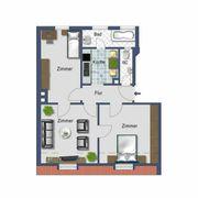 WG-Zimmer in 3-Zimmer-Wohnung in der