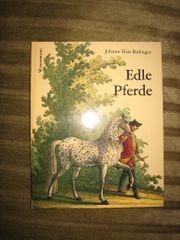 Edle Pferde Buch Johann Elias