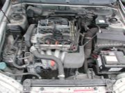 Volvo S40 Schlachtfest Benzin silber