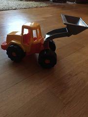 Radlader Spielzeugauto