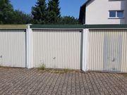 Einzel-Garage (abschließbar)