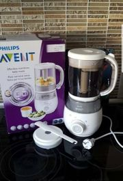Avent philips Dampfgarer 4in1