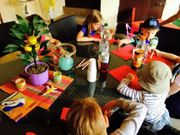 Kindergeburtstag bei den Griesheimer Fellnasen