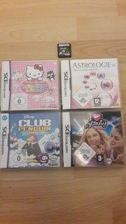 NintendoDS Spiele pro
