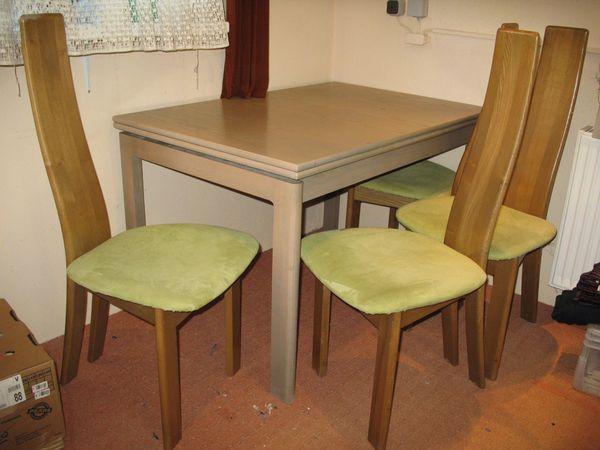 Esszimmer Tisch 4   Öhringen